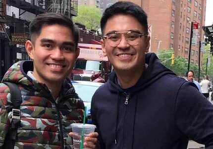 Nicko & Jesus Falcis accuse Kris Aquino of releasing money to support anti-Duterte blogs