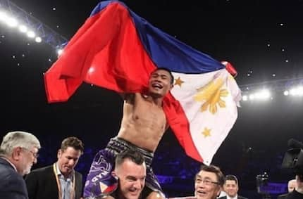 Donnie Nietes ends 2018 by winning 4th division title as he beats Japan's Ioka
