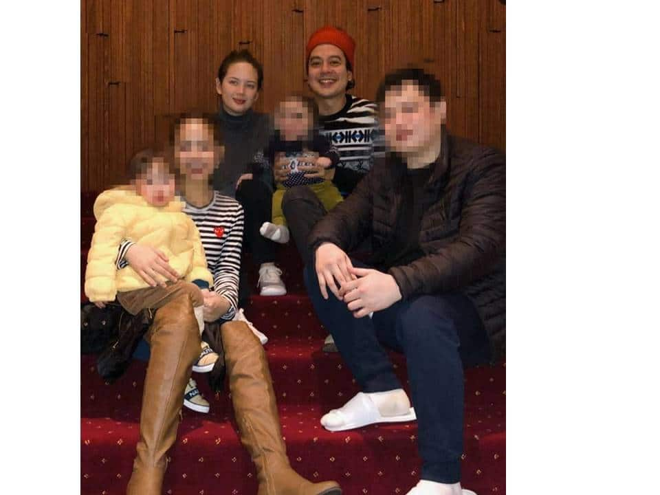 New viral photo of John Lloyd & Ellen with son Elias Modesto stirs mixed reactions from netizens
