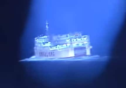 Netizens react to the story of a mysterious 'ghost ship' featured on KMJS