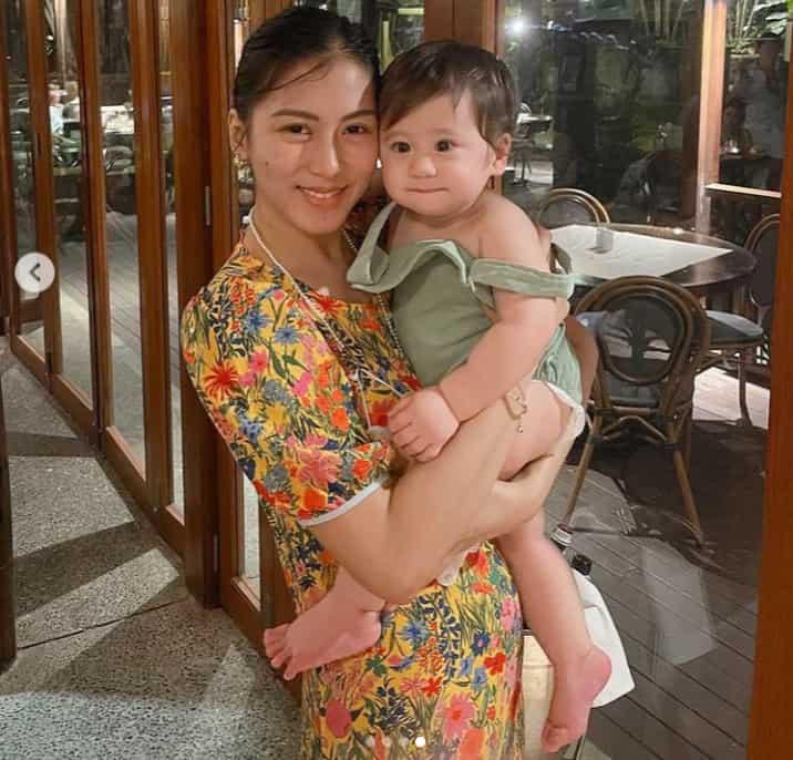 Alex Gonzaga, viral dahil sa kanyang picture kasama ang anak ni Janella Salvador