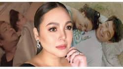 Claudine Barretto, nagmensahe kay Chokoleit na i-hug siya kay Rico Yan