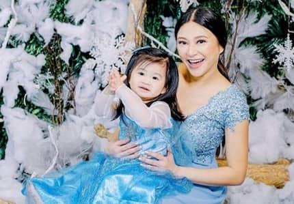 In photos: Celebrities and their 'bonggang' Christmas celebration with family