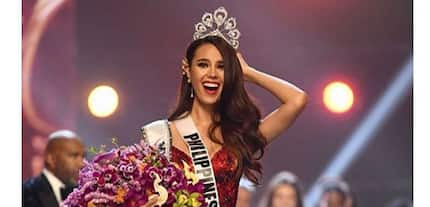 Daming nabighani! Catriona Gray's 1M followers on Instagram doubles on coronation day