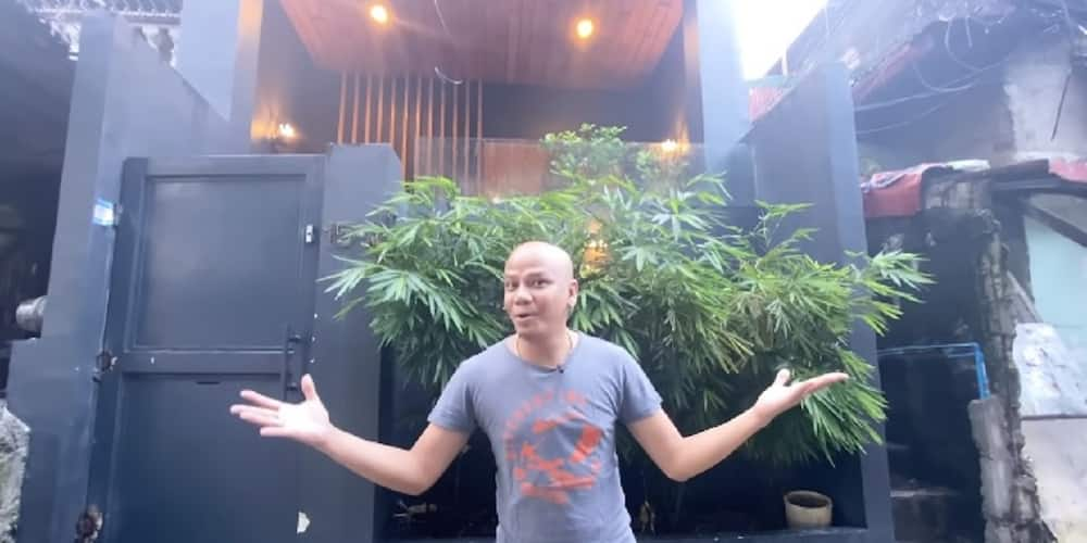 Wacky Kiray gives an epic tour of his awesome house in Quezon City