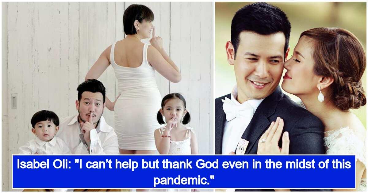 John Prats, Isabel Oli share good news amid COVID-19 pandemic