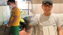 Xian Gaza, tinulungan ang lalaking nagnakaw ng diaper at gatas sa Taguig