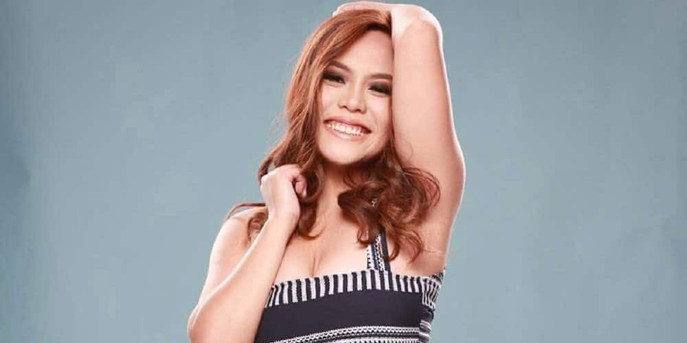 Kim Molina guests on Eat Bulaga; addresses rumor of leaving ABS-CBN
