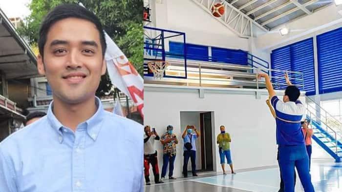Vico Sotto, hinangaan dahil may ibubuga rin pala sa basketball