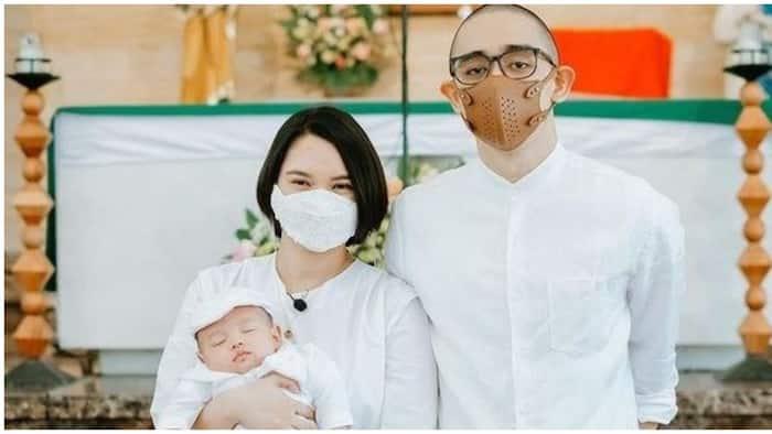 Adorable! Baby Night, kinagiliwan ng netizens sa latest Instagram post ni Ryza Cenon