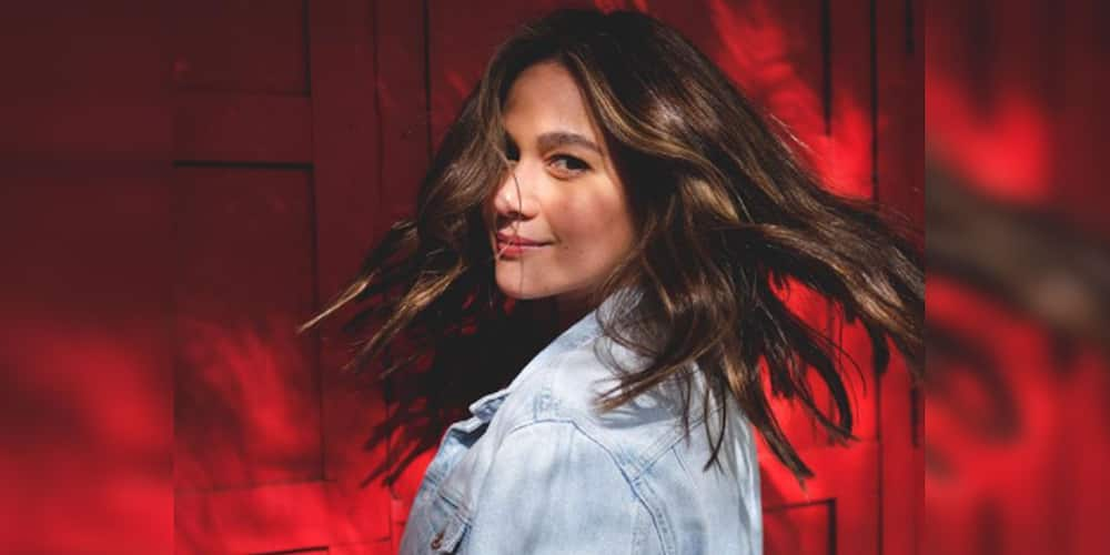 """Bea Alonzo's """"flaws and all"""" post elicits admiration from netizens"""