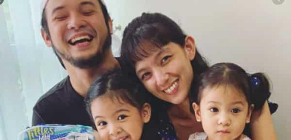 Alwyn Uytingco, ipinost larawan ng mga anak isang araw matapos ang Father's Day