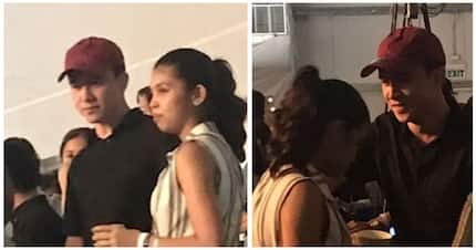 Confirmed? Maine Mendoza, Arjo Atayde spotted together anew at Karpos Live Concert