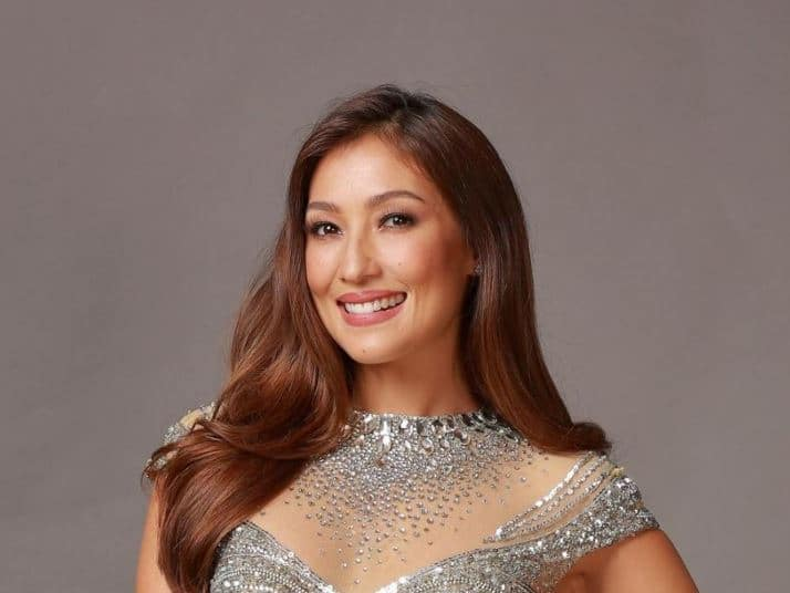 Solenn Heussaff's 'optical illusion' photo with family draws netizens' attention