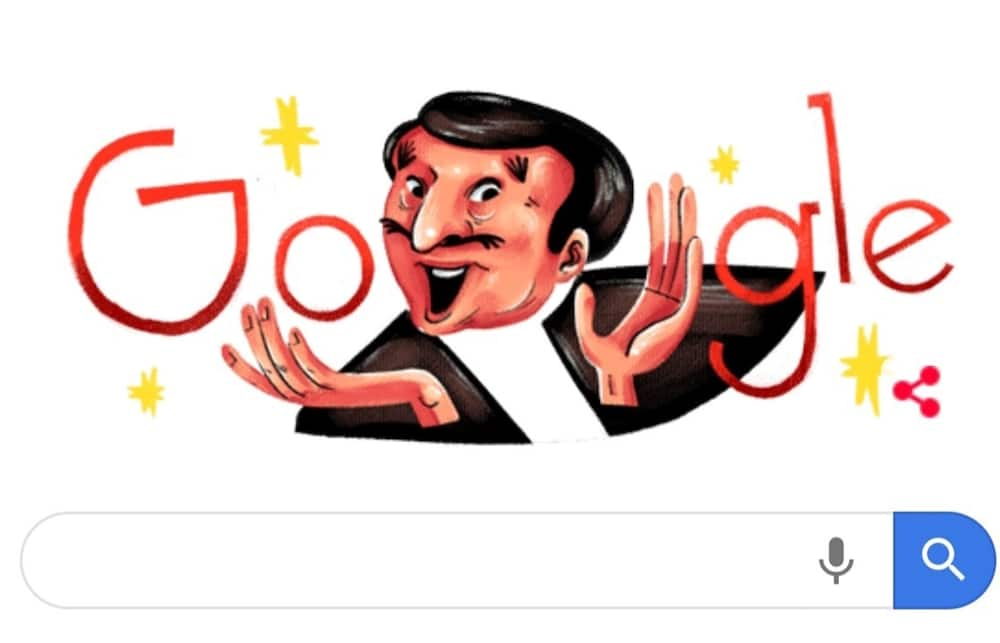Google pays tribute to Dolphy Quizon on his 92nd birth anniversary