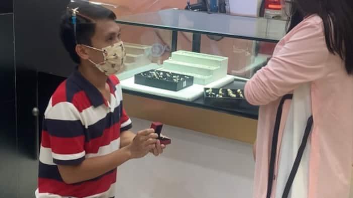 PBB Otso winner Yamyam Gucong, nag-propose na sa kanyang long-time girlfriend
