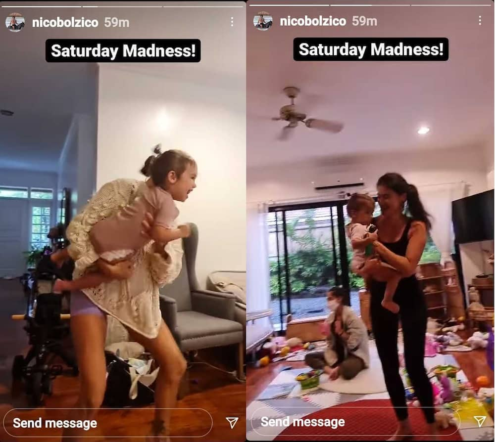 Video of Dahlia, Thylane's adorable bonding time with Anne Curtis, Solenn Heussaff goes viral