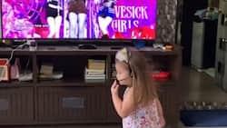 Pokwang shares video of Baby Malia cheerfully dancing to Blackpink's 'Lovesick Girls'