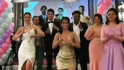 Julia Barretto's dance video with Baron Geisler, Angelu, Marco Gumabao goes viral