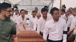 Gina Lopez receives warm welcome from mourners at ABS-CBN compound