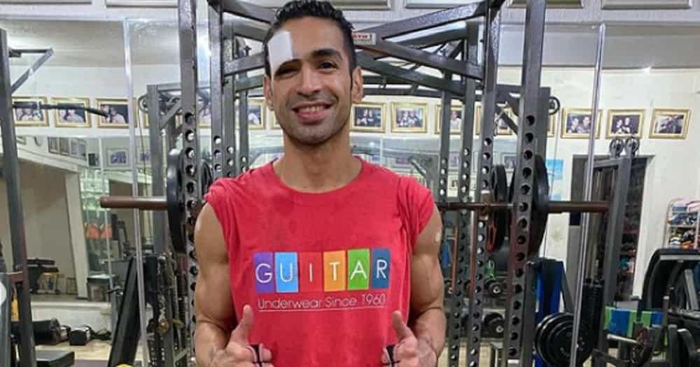 Carlos Agassi, na-ospital matapos ma-aksidente sa kanyang gym