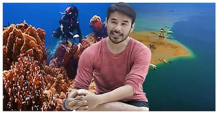 Atom Araullo, nanalong Grand Prize sa AIB London para sa Philippine Seas