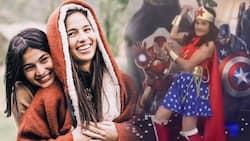 'In my room' dance video ng ina nila Anne Curtis, nag-viral; Jasmine Curtis nag-react