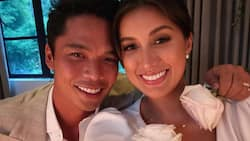 Miss Universe Philippines 2017 Rachel Peters and Migz Villafuerte tie the knot