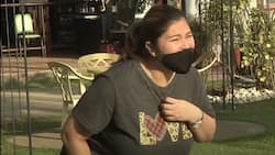 Angel Locsin gets emotional over surprise birthday party from Angelica Panganiban