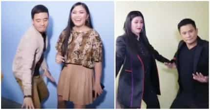 Regine Velasquez, Ogie Alcasid at iba pang celebrities, naki Chambe dance challenge na din