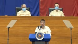Pres. Duterte talks about COVID-19, WPS, China, telcos & gov't efforts in 5th SONA