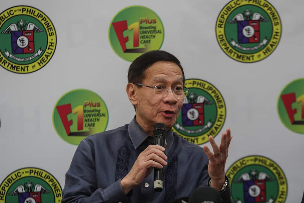 Breaking: DOH claims PH has 'successfully' flattened the curve of COVID-19