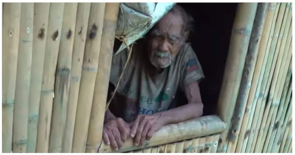 Magkapatid na lolo at lola na asukal na lang ang inuulam, dinagsa ng tulong matapos mag-viral