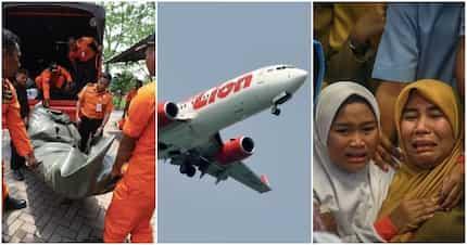 Bumagsak na eroplano ng Lion Air sa Sumatra, may kargang 189 na pasahero
