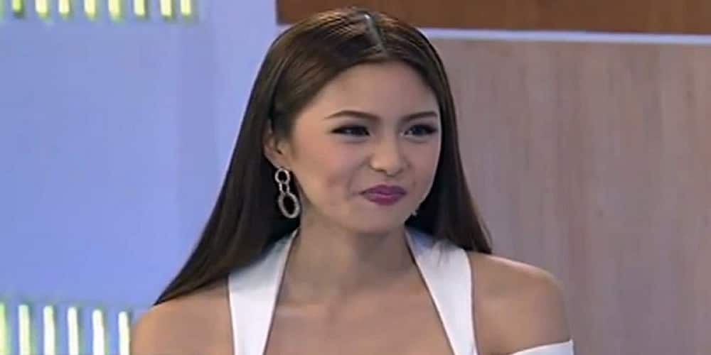 Kim Chiu mentions Julia Barretto while browsing Gerald Anderson's IG