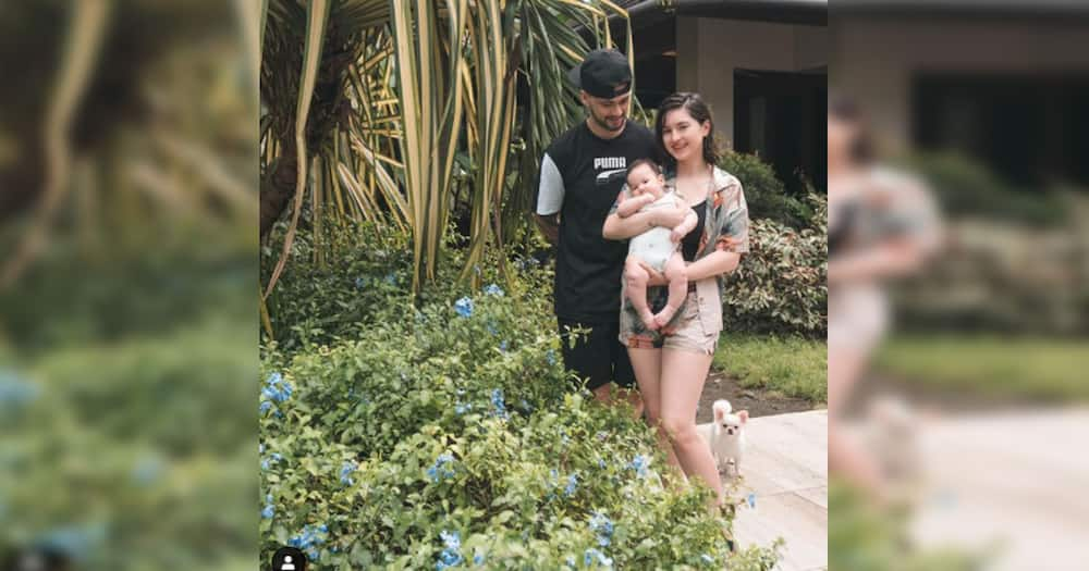 Coleen Garcia's water broke while doing a shoot