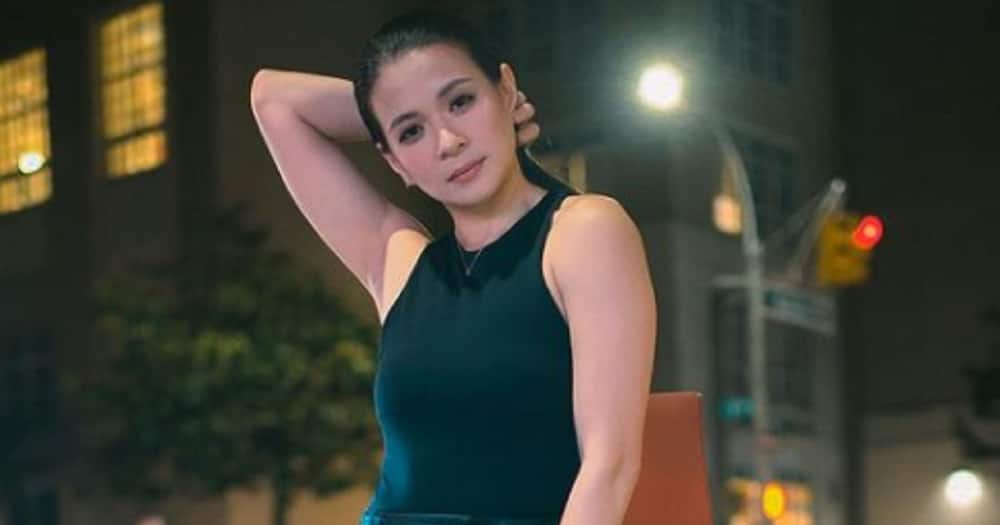 LJ Reyes posts another set of fierce photos from New York Fashion Week 2021