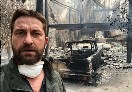 Famous celebrities who are awfully affected by the merciless wildfire in California