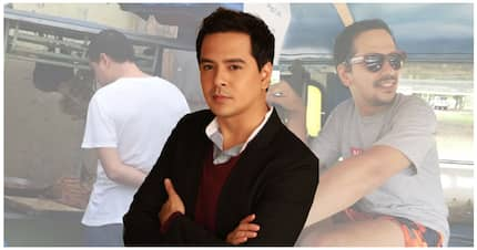 Keber! John Lloyd Cruz enjoys simple life despite people's judgement