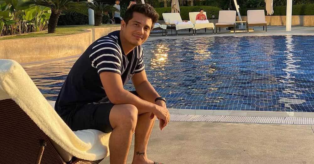 Ejay Falcon, sasabak sa pulitika bilang bise gobernador ng Oriental Mindoro