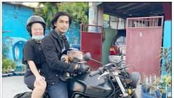 Kiray Celis, pinagtulak ng motor ng lalaking kanyang kasama sa vlog