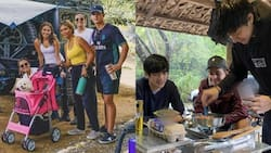 """Kathryn Bernardo on her camping experience with friends: """"Grabe, wild"""""""