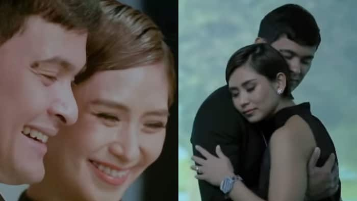 Netizens gush over Matteo Guidicelli, Sarah Geronimo's video for Swatch