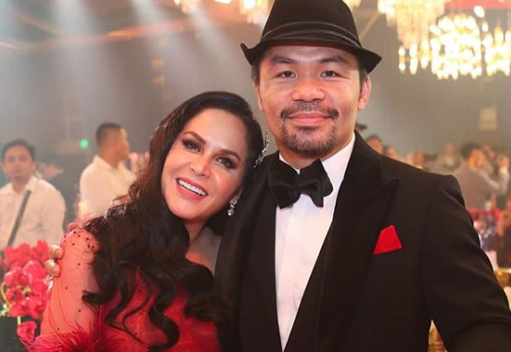 Video of Jinkee Pacquiao while training with Manny goes viral