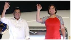 Sarah Duterte, kakandidato muli bilang mayor ng Davao City