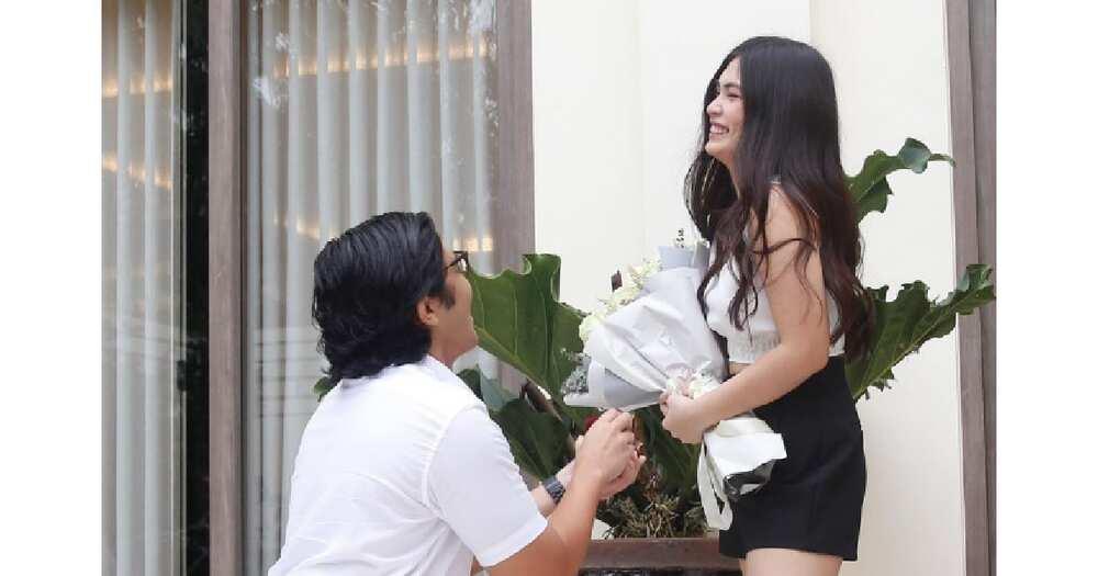 Bong Revilla, Lani Mercado's daughter Gianna is now engaged