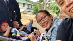 Korina & Mar go to Baguio with Pepe & Pilar for the very 1st time