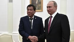 Russian President Putin offers to help PH in fighting terrorism