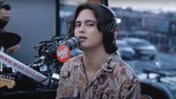 James Reid performs new song 'Soda' on Wish 107.5; gains netizens' praises