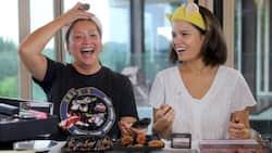 Regine Velasquez jokes about Ogie Alcasid's ex-wife Michelle Van Eimeren in vlog